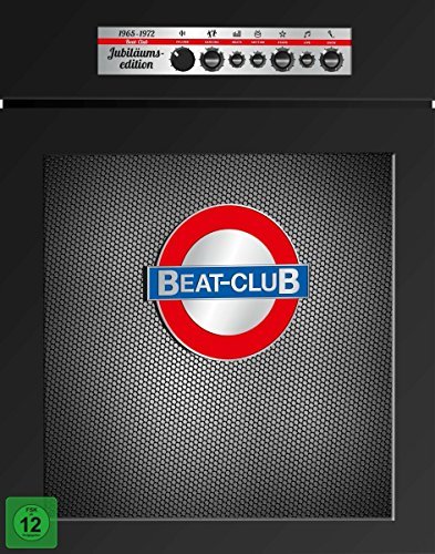 Beat-Club limitierte Jubiläumsedition - Amp-Boxset (25 DVDs) (Und Jugend-clubs)