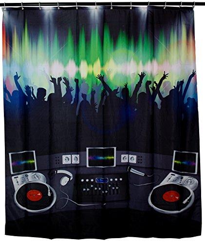 design-antischimmel-duschvorhang-dj-musik-party-aufdruck-ca-200-x-180-cm-inkl-12-duschvorhangringe-v