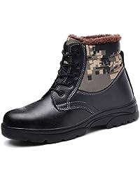 9eb70da06c4 CHNHIRA Chaussure de Securité Homme Basket Securite Femmes Travail Bottes  de Protection
