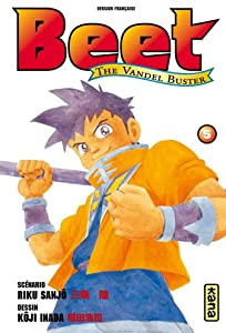 Beet the Vandel Buster Edition simple Tome 5