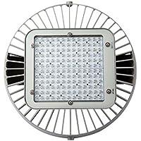 Aoligei Al aire libre alta potencia luz de inundación LED Spot Light Alta Vida Impermeable Ahorro de energía Jardín Iluminación 55*28*5cm 200W luz blanca