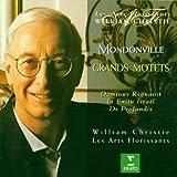 Mondonville - Grands Motets / Les Arts Florissants · Christie