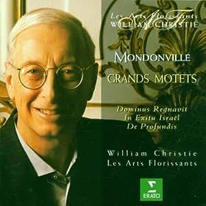 Mondonville: Grands Motets /Les Arts Florissants · Christie