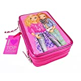 TOP Model 3-fach Federtasche Etui Friends 8036