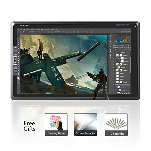 Huion GT-185 Tableta gráfica, Pantalla Creativa...