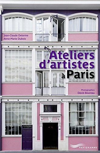Ateliers d'artistes  Paris