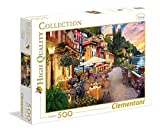 Clementoni - 35041 - Puzzle - High Quality Collection - Monte Rosa Dreaming - 500...