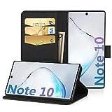 Galaxy Note 10 Klapphülle von EasyAcc mit Kartenhalter