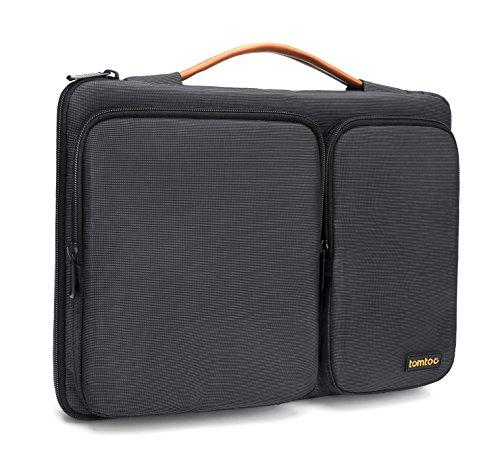 Tomtoc 360° Laptop Aktentasche Schutz Hülle für 13,3