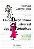 Le Dictionnaire universel des créatrices - Coffret en 3 volumes