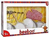 Beeboo Kitchen Kochtopf-Set, 13-teilig