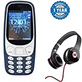 #4: Captcha Suitable With Mi Redmi Note 4G A3310 Dual Sim Mobile With Money Detector Light And Battery Saver Option and Mega Bass Sound Headphones