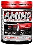 L-AMINO 3 Komplex Aminosäurenkomplex, 18 natürliche (keine synthetischen) massiv hochkonzentrierten & hochdosierten bioaktiven L-Aminosäuren und BCAAs, keine Kapselgelatine