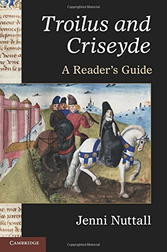 a literary analysis of troilus and criseyde by chaucer Geoffrey chaucer's work troilus and criseyde  instead mystifying and elevating the literary genre geoffrey chaucer's in sondry forms: dreams and truth in.