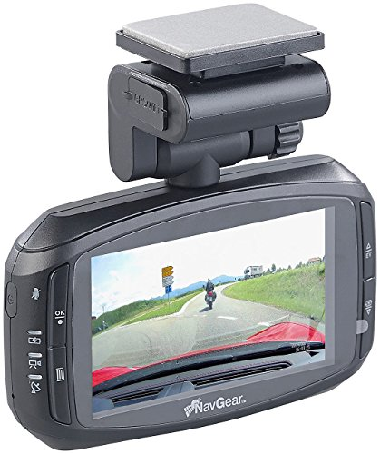 NavGear Dashcamera: Super-HD-Dashcam MDV-3300.SHD, G-Sensor, 170°-Weitwinkel (Dashcams mit G Sensor Full HD)