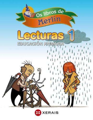 Os libros de Merlín. Lecturas 1º EP - 9788499145105