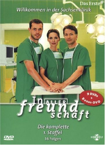 Staffel 1 (10 DVDs)