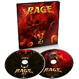 Rage: 21 (Limited Edition im metallic look veredelten Digibook inkl. Live Bonus-CD) (Audio CD)