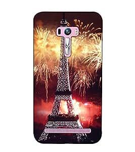 Fuson Designer Back Case Cover for Asus Zenfone Selfie ZD551KL (Happy new year theme)