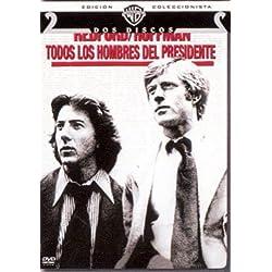 Todos Los Hombres Del Presidente [Blu-ray]