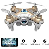 wifi contrôlé mini-quadcopter, Volarvin® - drone rc nano quadcopter