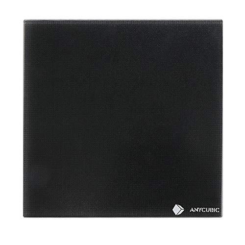ANYCUBIC Ultrabase 3D Glasplatten mit mikroporöser Beschichtung für große Größe 310 x 310 mm