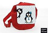 Kinder Rucksack Pinguine RS017