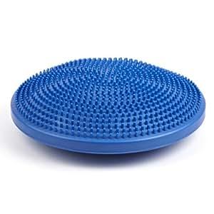 PhysioRoom 35cm Coussin D'équilibre Balle Stabilité Coussin TDAH