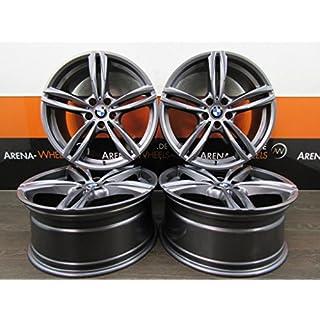4 Alufelgen AVUS Racing AF15 18 Zoll passend für 2er Gran Tourer F46 Active Tourer F45 8J ET 57 NEU