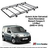 Galerie Renault Kangoo II Maxi - (2010-2013) - Acier Galvanisé - Garantie 3 Ans!