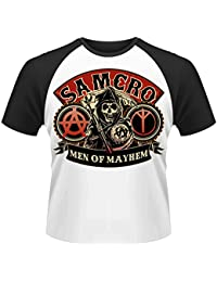 Sons Of Anarchy - T-shirt Homme - Samcro Reaper