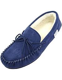 Snugrugs - Zapatillas de estar por casa para mujer Marrón marrón claro, color Marrón, talla 38.5
