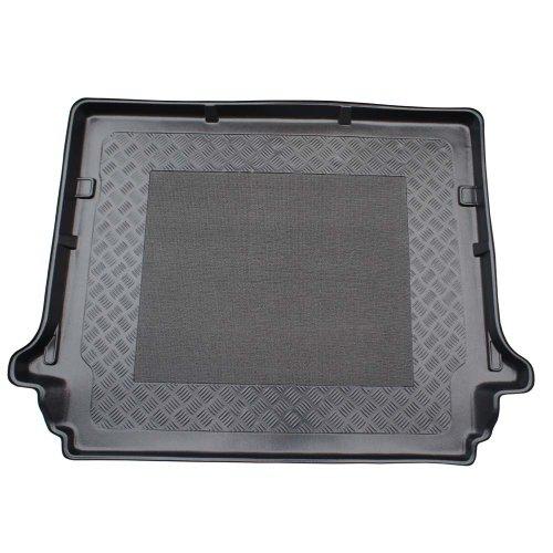 Kofferraumwanne für Citroen C4 Grand Picasso 10.2006- 3.Reihe unten Wanne mit Antirutschmatte Laderaumwanne