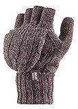Heat Holders - Damen Thermo fingerlose Handschuhe, Fausthandschuhe-Einheitsgröße, 2.3 tog (Kitz)