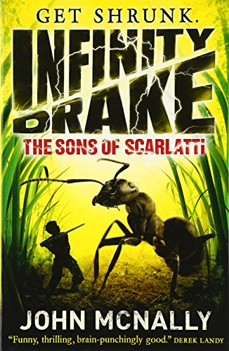 The Sons of Scarlatti (Infinity Drake, Book 1)