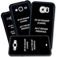 Cover Apple iPhone - Stampa Ho un grammo d amore ma per uso personale - Apple iPhone 6 6S