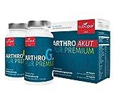Eubiopur Arthro Akut Pur Premium 2er Pack (2 x 60 Arthrose Kapseln)