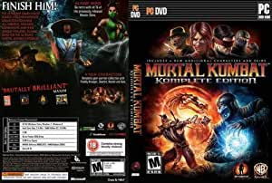 Mortal Kombat:Komplete Edition (PC)
