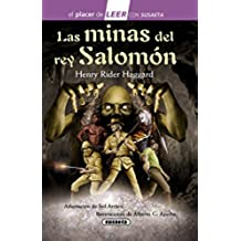 Las minas del rey Salomón (Leer con Susaeta - nivel 4)