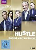 Hustle - Unehrlich währt am längsten (Season 4) [2 DVDs]
