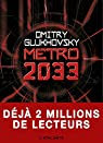 Métro 2033 par Glukhovsky