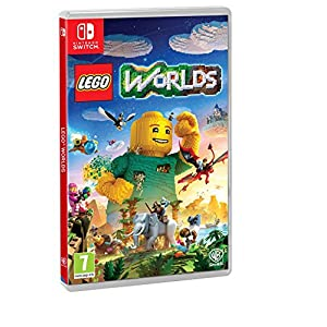 Switch Lego Worlds - Nintendo Switch 22 spesavip