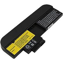 BLESYS - 8Células Lenovo ThinkPad X200t batería Lenovo X200 Tablet batería, Lenovo ThinkPad X201t, X201 Tablet Serie Portátiles Batería Reemplazar para 42T4562 42T4563 42T4564 42T4565 42T4657
