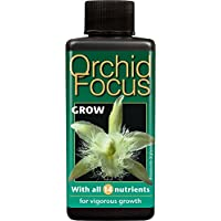 Fertilizante Orchid Focus Grow/Crecimiento Growth Technology Orquídea (100ml)