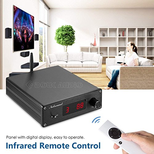 Zoom IMG-2 nobsound pga2310 ricevitore audio bluetooth
