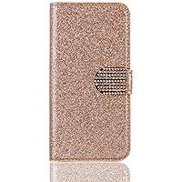 Kucosy - Carcasa con Purpurina para Galaxy S6 Edge, Galaxy S6 Edge Diamond Case