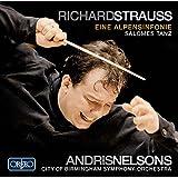 Strauss: Eine Alpensinfonie, Salome Op.54 (CBSO/Andris Nelsons)