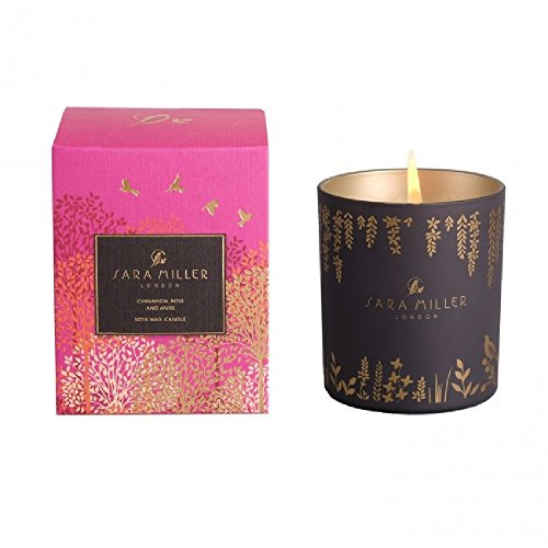 Sara Miller CINNAMON, ROSE & ANISE 250ml CANDLE