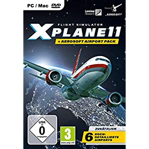 XPlane 11 + Aerosoft Pack – [PC]