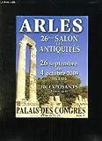 Telecharger Livres BROCHURE 26 em SALON DES ANTIQUITES DU 26 SEPTEMBRE AU 4 OCTOBRE 2009 AU PALAIS DES CONGRES D ARLES (PDF,EPUB,MOBI) gratuits en Francaise